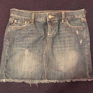 Denim Skirt from Old Navy